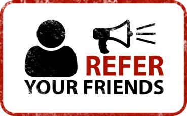 refer friends